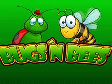 Онлайн игра Bugs & Bees на деньги в Вулкан: нужна только регистрация
