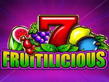 Начните играть на аппарате Fruitilicious в казино Вулкан Делюкс