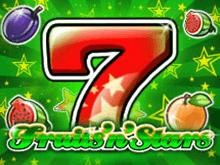 Популярный автомат Fruits'N'Stars