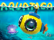 Игровой онлайн-аппарат Aquatica