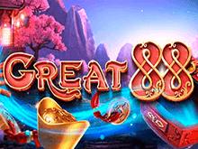 Играть онлайн в слот Great 88