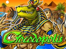 Игровой 3д слот Крокодополис