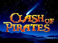 Clash Of Pirates – виртуальный автомат для игры по высоким коэффициентам выплат